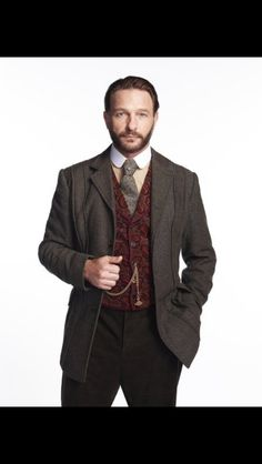 The is Thomas Kretschmann and I think he could play a great Friedrick Thiessen in The Night Circus!