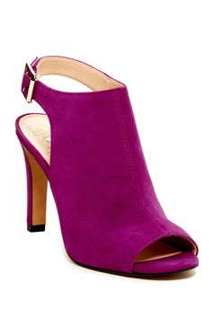 Olivia Open Toe Mule by Vince Camuto on @nordstrom_rack