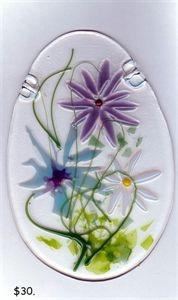 Suncatchers with Hawaiian Flowers