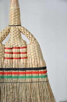 broom - Brooms made by the Chinese are truly works of art.