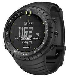 SS014279010 - Suunto Core All Black Military Wrist Watch Wristwatch