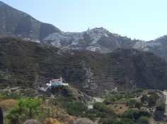 Olympos from the other side