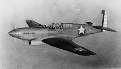 Curtiss XP-60 41-19508 - Ray Wagner was Archivist at the San Diego Air and Space Museum for several years and is an author of several books on aviation
