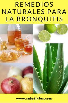 remedios naturales para la bronquitis severa