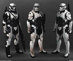 Star Wars Episode VII Stormtrooper Pics - Page 22