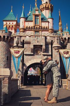 i have a dream of getting proposed to at disneyland:)