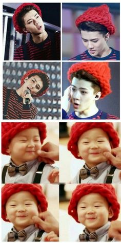Omg they're so cute  oh sehun -  #minguk