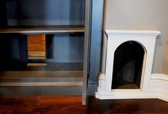 A tunnel and cubby holes were built into the custom cabinetry in this family's home so their cats can move from one room to another even if the doors are closed. (Luanne M. Ferris / Times Union) Photo: Luanne M. Ferris