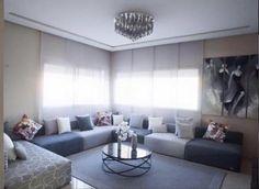 Salon Marocain pour inspiration Galerie