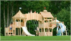 If I had a million dollars... Love the princess tower. They have much smaller sets too or you can design your own.
