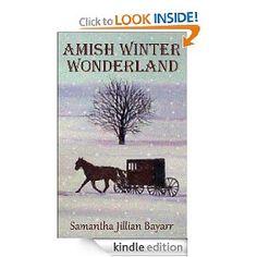 Amish Winter Wonderland by Samantha J. Bayarr