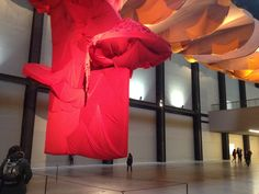 Richard Tuttle at Tate Modern Turbine Hall