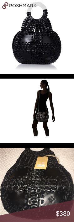 Patricia Nash Black Ticci Purse Brand new! Patricia Nash Bags Totes