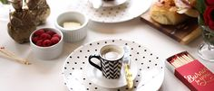 Fancy and Cute breakfast/table top design