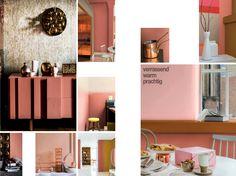 """ Copper Colour Trends"" koper tinten"