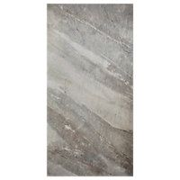 Madison Silver Porcelain Floor Tile - 12 x 24 in. $6.99 Sq Ft     			 					Coverage 15.57 Sq Ft per  Box