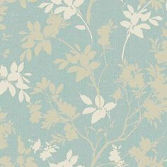 Divine Motif Blue wallpaper by Arthouse