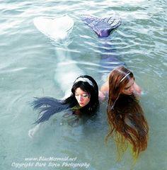 Mermaids are real at Blue Mermaid Designs!