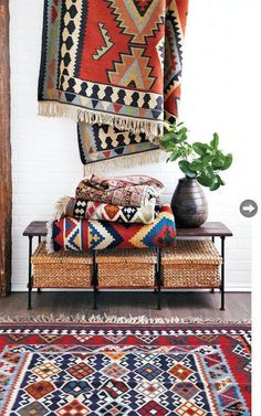 16 kilim rugs that are NOT pink on domino.com