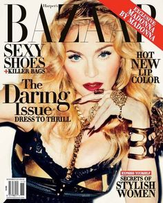 Who has read this Madonna article from the latest Harper's Bazaar? Great content, definitely an eye opener. Your thoughts? #madonna #harpersbazaar #madonnaharpersbazaar
