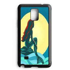 Little Mermaid B'Way Samsung Galaxy Note 5 Edge Case