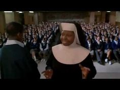 """Here I am Singing """"Oh Happy Day"""" in Sister Act 2 opposite Whoopi Goldberg and Lauren Hill. Good times and good memories. Art Music, Music Songs, Sister Act 2, Youtube M, Happy 60th Birthday, Church Music, Meghan Trainor, Lauren Hill, Old Soul"""