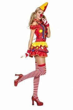 Carnavalskleding Dames Clown.De 11 Beste Afbeelding Van Clown Carnavalskleding Dames