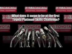 Toyota #Forklift Technician Challenge