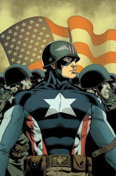 Captain America: The Fighting Avenger