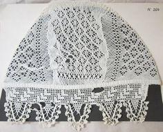 """Čepec pletený """"na rámu"""" s háčkovanou mřežkou, bavlna, Valašsko, přelom 19. a 20. století. Muzeum regionu Valašsko Valašské Meziříčí"""