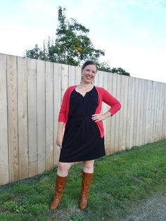 A Dress for Fall