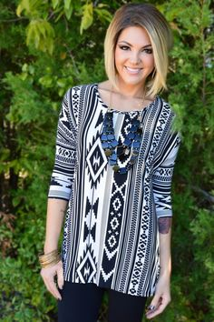 The ZigZag Stripe - Ruthie Tunic, $24.00 (http://www.zigzagstripe.net/ruthie-tunic/) Use coupon code PinZZS for 20% off your order!