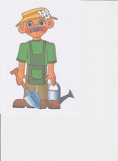 zahradník Bart Simpson, Fictional Characters, Fantasy Characters