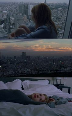 Lost in Translation, Scarlett Johansson. The cinematography in this film is gorgeous. Cinematic Photography, Film Photography, Movie Shots, Movie Tv, Lost In Translation Movie, Sofia Coppola Movies, Movies And Series, Film Inspiration, Film Aesthetic