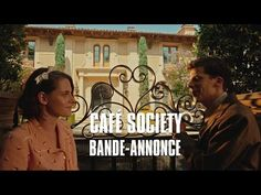 Woody Allen Takes Jesse Eisenberg And Kristen Stewart To 1930s Hollywood In CAFE SOCIETY Trailer | Swiftfilm