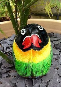 Lovebirds-painted-rock-stone-pebble-from-cobblecreatures-no-cage-perch-or-toy