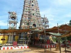 Batti. Mamagaam temple