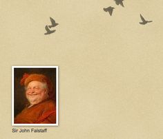 Falstaff Was My Tutor: (An Open Letter to my Colleagues in the Study of Mythology) – Almanac of the Spirit