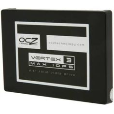 OCZ VTX3MI-25SAT3-240G Vertex 3 Series 2.5 240GB SATA 6.0Gb/s MLC SSD by OCZ. $257.90. Description:OCZ Vertex 3 Max IOPS Solid State Drives unleash the performance potential of the SATA 6Gbps interface, leading the speed revolution in this next-generation solution. Featuring the latest Sandforce controller design, OCZ designed the Vertex 3 Max IOPS to push the limits in read/write rates to blaze past the competition with up to 85,000 IOPS maximum 4k write performance...