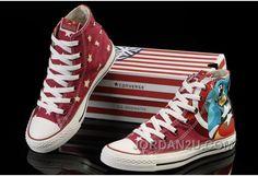 919a007854c1 2014 Captain America Memorial of Avengers Comic Converse All Star Chucks
