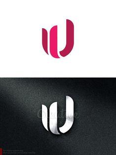 Letter U Logo. Designer #branding #corporate