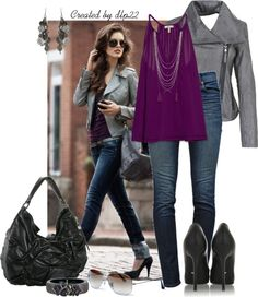 """""""Street Style"""" by dlp22 on Polyvore"""