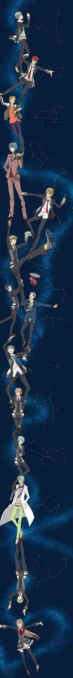 Starry Sky loved the first game, to bad the other 3 weren't translated