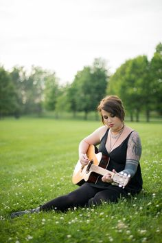 Toledo Ohio Commercial Photography | Toledo Musician | Acoustic Guitar | Swan Creek Metropark