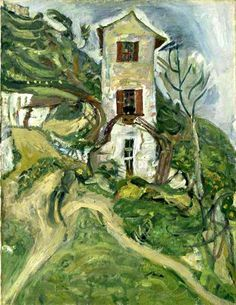 untitled picture by Chaim Soutine (alongtimeago)