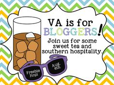 The Meek Moose: VA is for Bloggers -