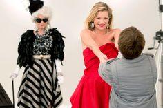 Watch: Kate Moss in The Boy in the Dress | Harper's Bazaar