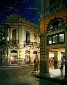 La Calle Enramadas, Santiago de Cuba, 1999.