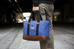 Man bag trend alert TOTES   @HEX Introduces the Century Collection