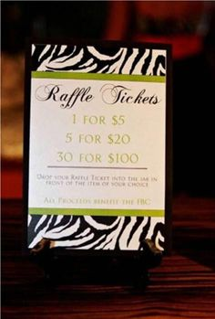 For the dinner/auction Raffle idea. Maybe even be the reward - a bowl full of raffle tickets. This can be the first raffle of the day. 50 50 Raffle, Raffle Prizes, Raffle Ideas, Prize Ideas, Door Prizes, Game Ideas, Raffle Baskets, Gift Baskets, Fundraiser Baskets